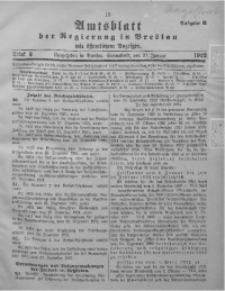 Amtsblatt der Regierung in Breslau, 1922, Bd. 113, St. 3
