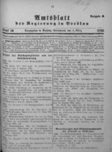 Amtsblatt der Regierung in Breslau, 1926, Bd. 117, St. 10