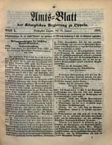 Amts-Blatt der Königlichen Regierung zu Oppeln, 1895, Bd. 80, St. 3