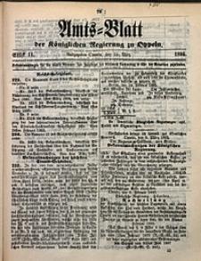 Amts-Blatt der Königlichen Regierung zu Oppeln, 1895, Bd. 80, St. 11