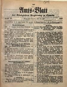 Amts-Blatt der Königlichen Regierung zu Oppeln, 1895, Bd. 80, St. 30