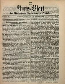Amts-Blatt der Königlichen Regierung zu Oppeln, 1895, Bd. 80, St. 48