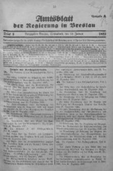 Amtsblatt der Regierung in Breslau, 1929, Bd. 120, St. 3
