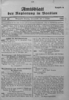 Amtsblatt der Regierung in Breslau, 1931, Bd. 122, St. 40