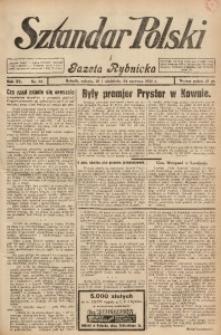 Sztandar Polski i Gazeta Rybnicka, 1934, R. 15, Nr. 72