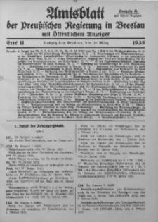 Amtsblatt der Preußischen Regierung in Breslau, 1935, Bd. 126, St. 11