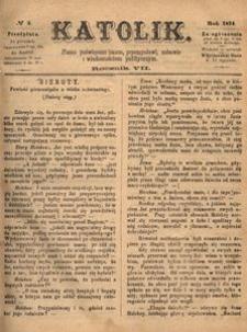 Katolik, 1874, R. 7, nr 3