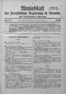 Amtsblatt der Preußischen Regierung in Breslau, 1936, Bd. 127, St. 3