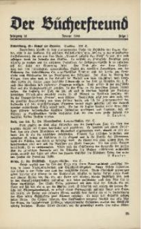 Der Bücherfreund, 1940, Jg. 12, Folge 7