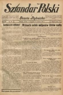 Sztandar Polski i Gazeta Rybnicka, 1934, R. 15, Nr. 101