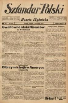 Sztandar Polski i Gazeta Rybnicka, 1934, R. 15, Nr. 102