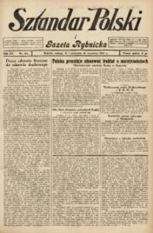 Sztandar Polski i Gazeta Rybnicka, 1934, R. 15, Nr. 107