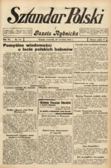 Sztandar Polski i Gazeta Rybnicka, 1934, R. 15, Nr. 112