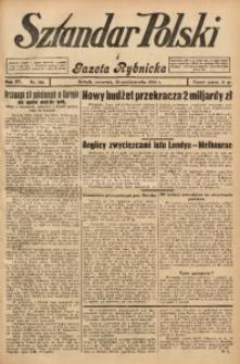 Sztandar Polski i Gazeta Rybnicka, 1934, R. 15, Nr. 124