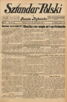 Sztandar Polski i Gazeta Rybnicka, 1934, R. 15, Nr. 126