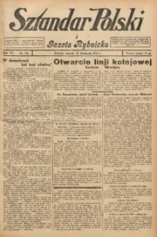 Sztandar Polski i Gazeta Rybnicka, 1934, R. 15, Nr. 138