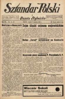 Sztandar Polski i Gazeta Rybnicka, 1934, R. 15, Nr. 144