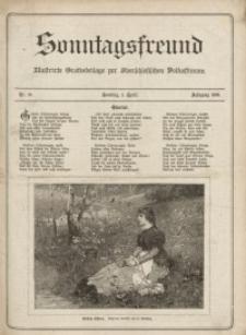 Sonntagsfreund, 1896, Nr. 14