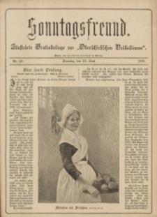 Sonntagsfreund, 1898, Nr. 26