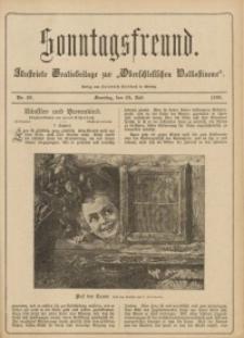 Sonntagsfreund, 1898, Nr. 30