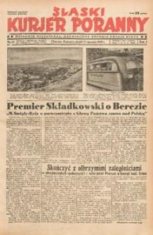 Śląski Kurjer Poranny, 1937, R. 3, Nr. 15