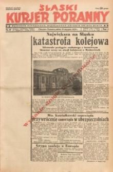 Śląski Kurjer Poranny, 1937, R. 3, Nr. 16