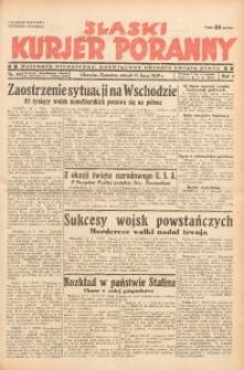 Śląski Kurjer Poranny, 1937, R. 3, Nr. 190