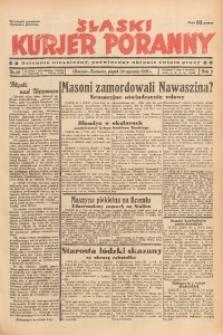 Śląski Kurjer Poranny, 1937, R. 3, Nr. 29
