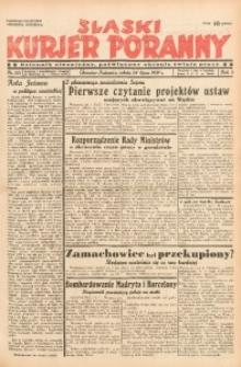 Śląski Kurjer Poranny, 1937, R. 3, Nr. 201