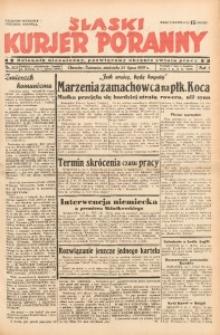 Śląski Kurjer Poranny, 1937, R. 3, Nr. 202