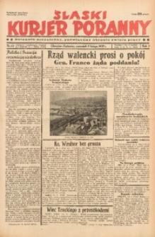 Śląski Kurjer Poranny, 1937, R. 3, Nr. 42
