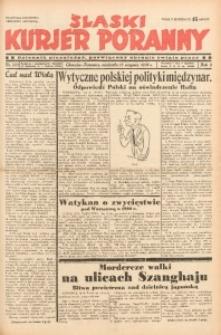 Śląski Kurjer Poranny, 1937, R. 3, Nr. 223