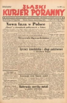 Śląski Kurjer Poranny, 1937, R. 3, Nr. 55