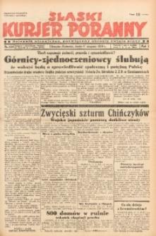 Śląski Kurjer Poranny, 1937, R. 3, Nr. 226