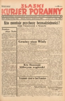 Śląski Kurjer Poranny, 1937, R. 3, Nr. 68