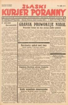 Śląski Kurjer Poranny, 1937, R. 3, Nr. 240