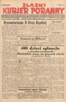 Śląski Kurjer Poranny, 1937, R. 3, Nr. 79