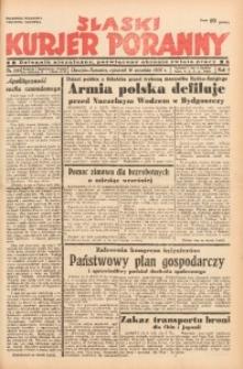 Śląski Kurjer Poranny, 1937, R. 3, Nr. 255