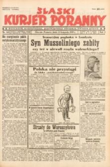 Śląski Kurjer Poranny, 1937, R. 3, Nr. 309