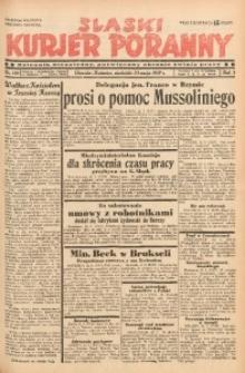 Śląski Kurjer Poranny, 1937, R. 3, Nr. 139