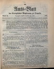 Amts-Blatt der Königlichen Regierung zu Oppeln, 1902, Bd. 87, St. 30