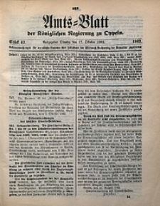 Amts-Blatt der Königlichen Regierung zu Oppeln, 1902, Bd. 87, St. 42