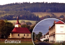 Chomiąża (gmina Głubczyce).