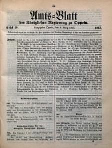Amts-Blatt der Königlichen Regierung zu Oppeln, 1903, Bd. 88, St. 10