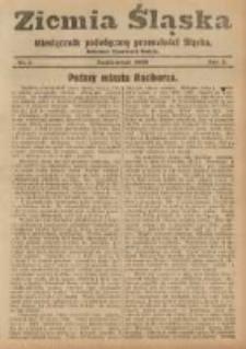 Ziemia Śląska, 1928, R. 2, nr7