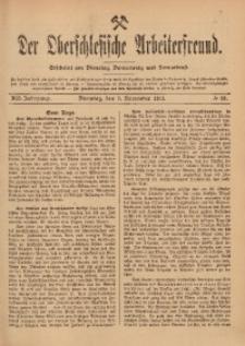 Der Oberschlesische Arbeiterfreund, 1911/1912, Jg. 12, No 93