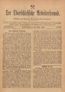 Der Oberschlesische Arbeiterfreund, 1911/1912, Jg. 12, No 151