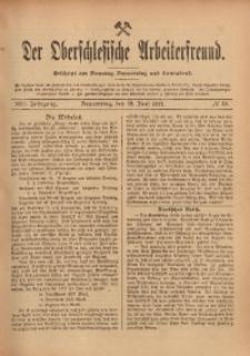 Der Oberschlesische Arbeiterfreund, 1912/1913, Jg. 13, No 30