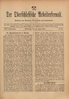Der Oberschlesische Arbeiterfreund, 1912/1913, Jg. 13, No 50