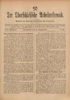 Der Oberschlesische Arbeiterfreund, 1912/1913, Jg. 13, No 55